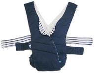 Wallaboo Baby carrier CROSS 100%bavlna - Blue Striped