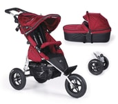 "TFK set Joggster III 12"" X 2016 cranberry"