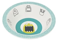 Lässig Bowl with Silicone Little Monsters bouncing bob