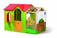 Zahradní domeček s rozšířením Little Tikes - Lime Green