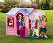 Zahradní domeček s rozšířením Little Tikes - pro princezny 470U