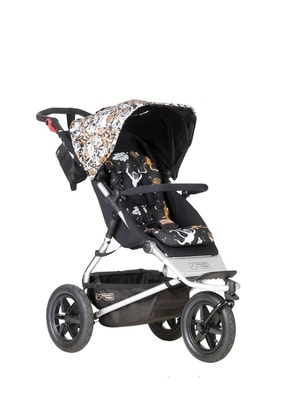 Mountain Buggy Urban Jungle Year of Monkey Limitovaná edice