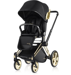 Cybex Fashion Priam Seat Lux + podvozek Trekking WINGS by Jeremy Scott