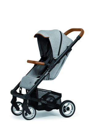 Nexo buggy including seat and canopy	2018