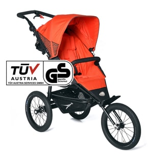 TFK Joggster Sport Orange.com