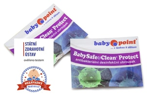 BabySafe&Clean Protect